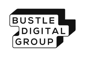 Bustle Media Group logo